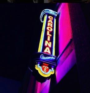 The Carolina Theatre in Durham hosts the Retro Film Series every Friday. Photo courtesy of Joe Student.