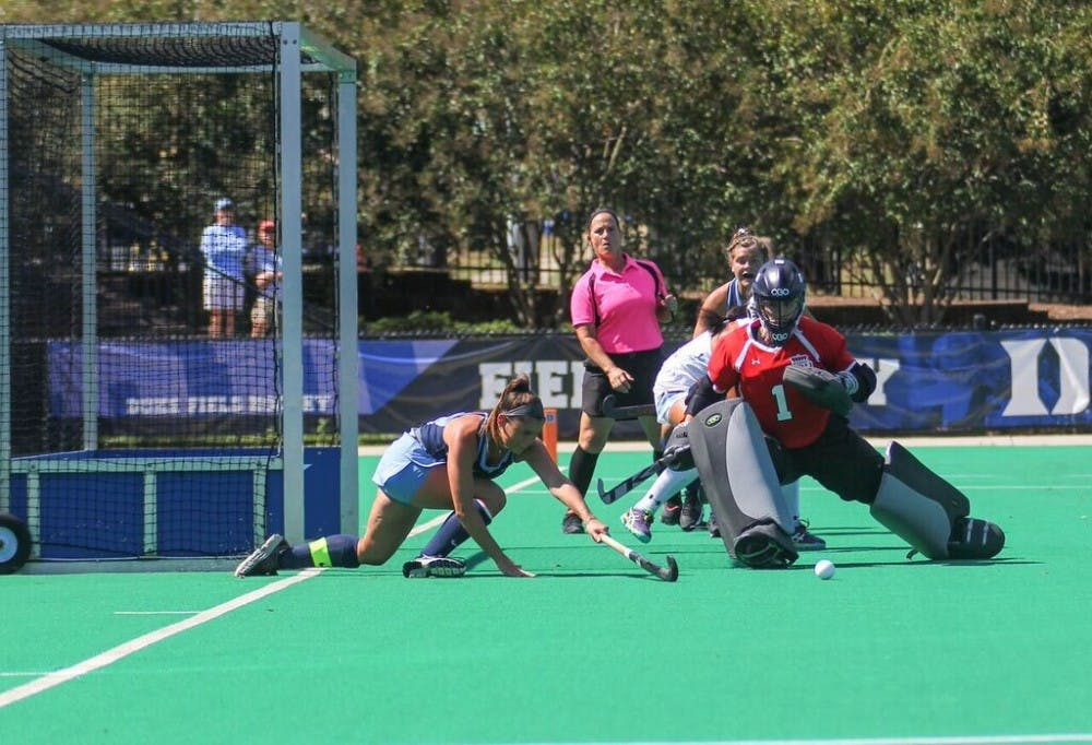 Second-half outburst gives UNC field hockey a 3-1 win over Old Dominion