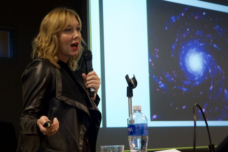 Writer and blogger JoAnna Klein talks about the art of science storytelling.