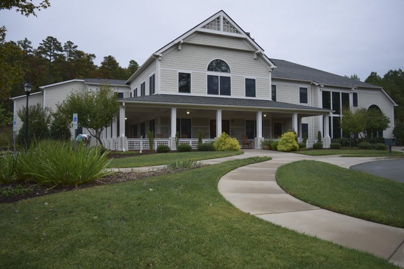 The SECU Family House raised more than six million to expand their properties.