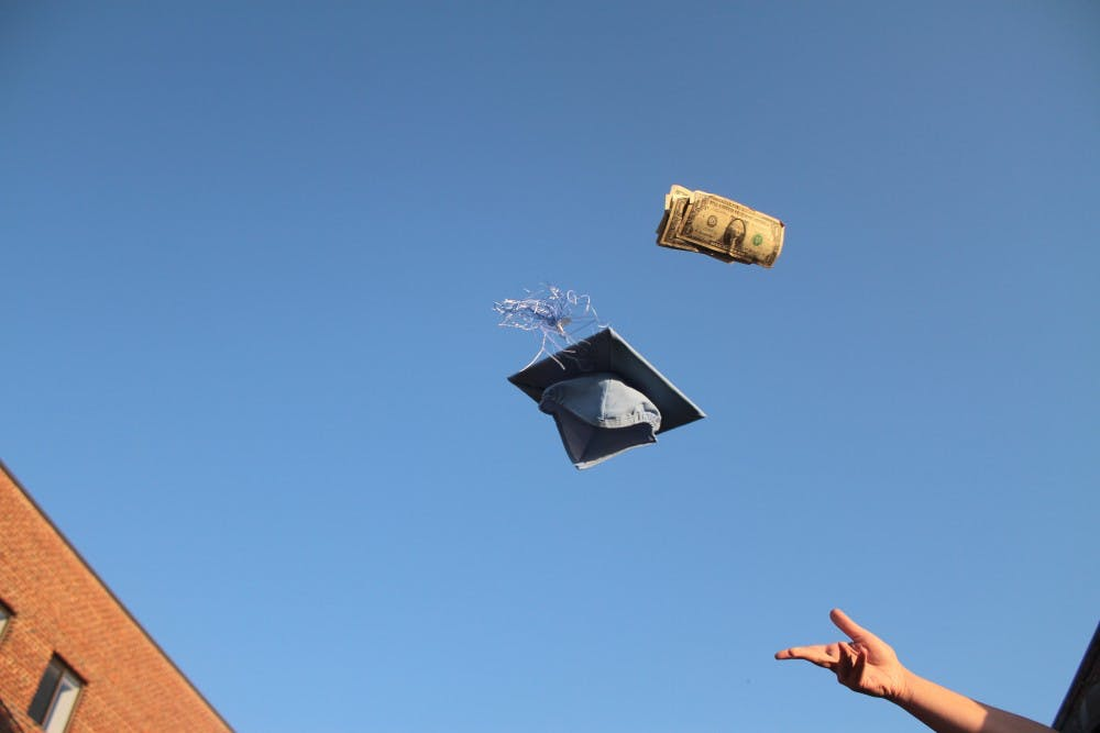 Caps, gowns and empty wallets: graduation leads to unexpected costs