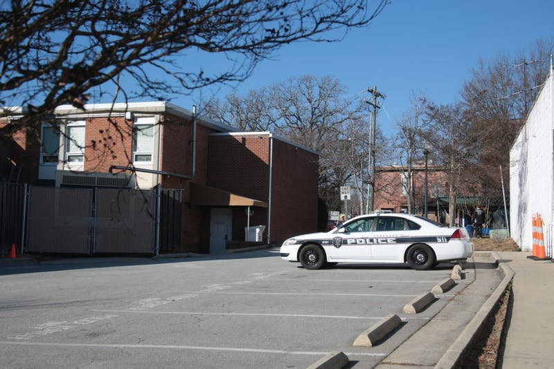 The Carrboro Police Department