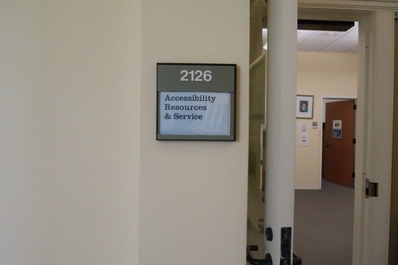 Accessibility Resources and Service office cannot always accommodate students