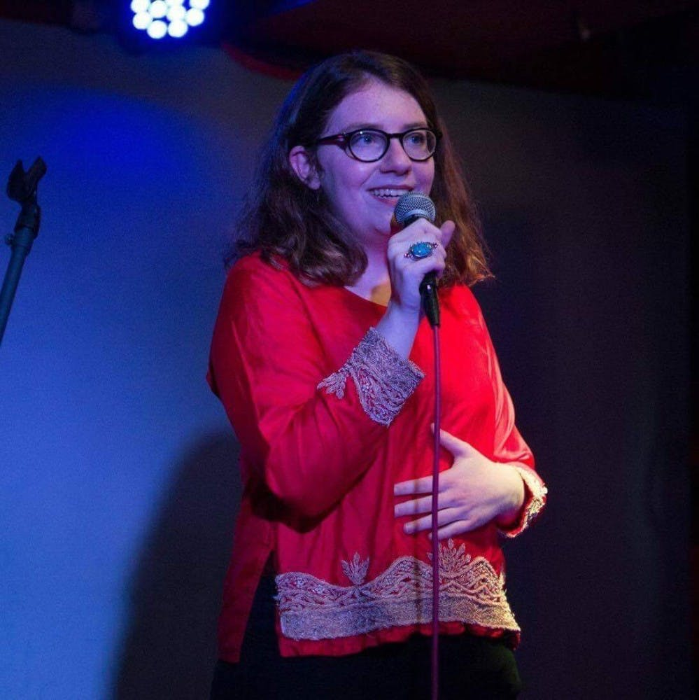 Q&A with comedian Maddie Wiener