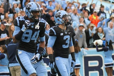 North Carolina faces Old Dominion for the first time since 80-point outburst