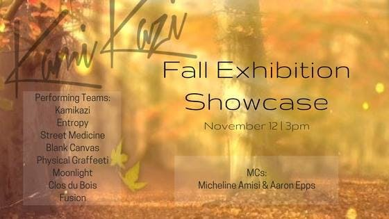 Fall exhibition showcase gives dance teams an opportunity to build community