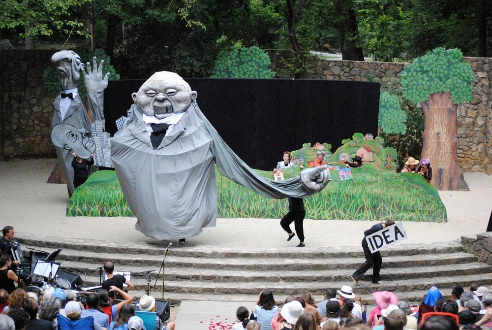 Q&A with Paperhand Puppet Intervention's Donovan Zimmerman