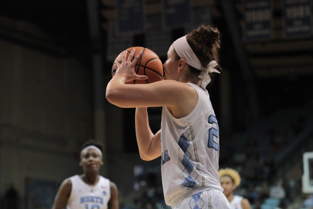No. 10 Tar Heels drop another ACC road game