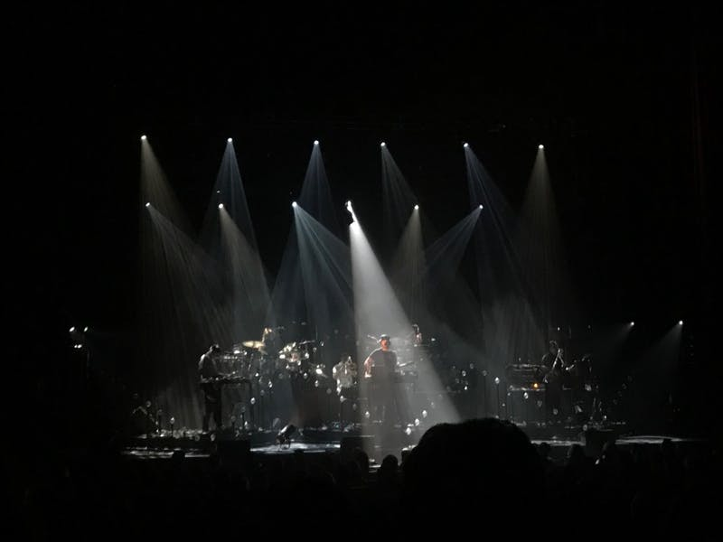 Bon Iver had two performances at DPAC.