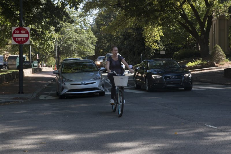 Recently there have been several hit and runs between cars and pedestrians or cyclists in Chapel Hill.