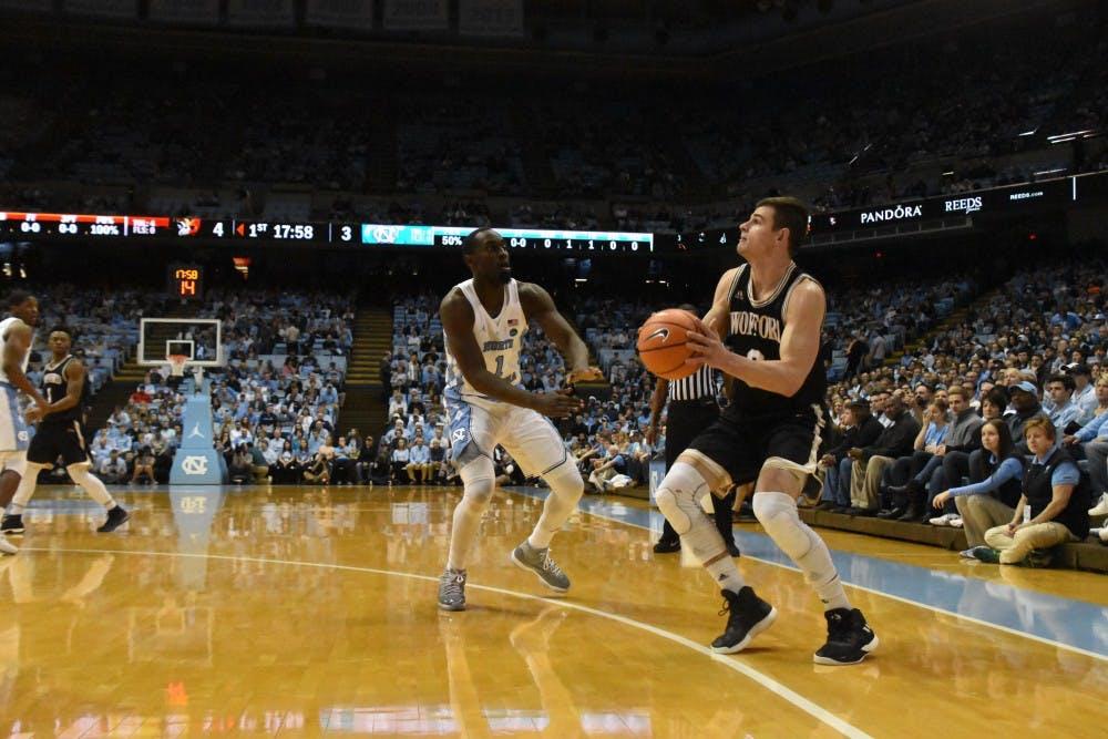 Three-point defense is the UNC men's basketball team's Achilles heel
