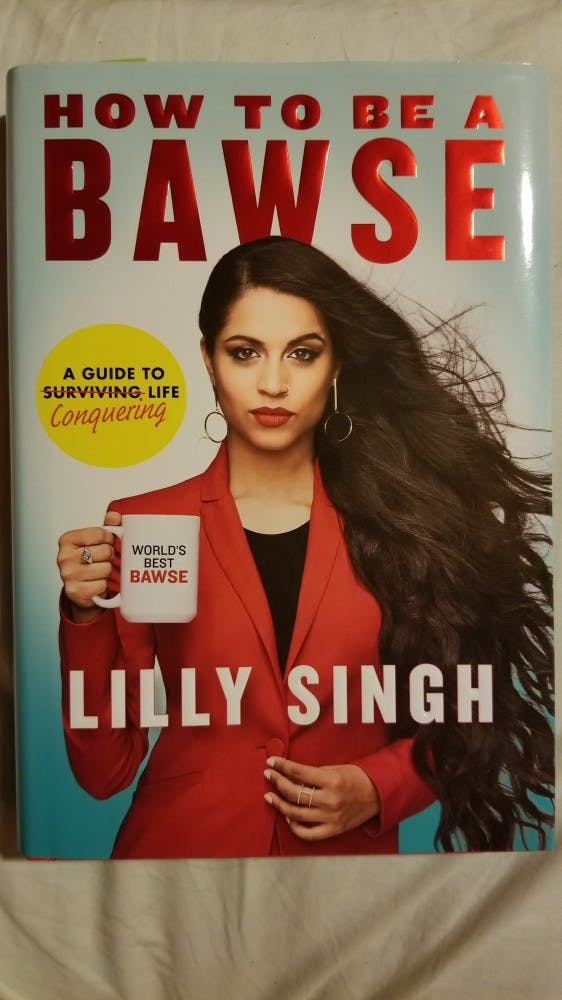 Glassburn - How to be a Bawse book review