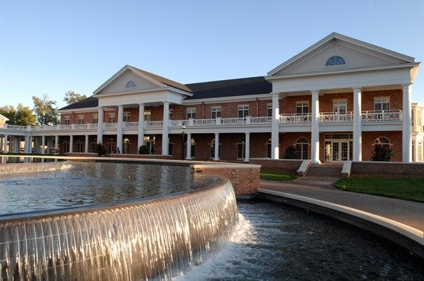 Colonnades Dining Hall