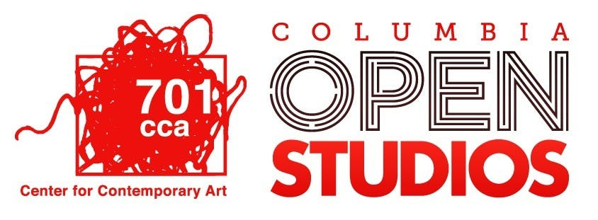 columbia open studios graphic