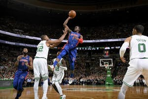 GVL / Courtesy - Brian Babineau/NBAE/Getty Images