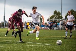 GVL / Matt ReadMen's Club Soccer on Wednesday September 13, 2017.