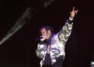 Playboi Carti performs Friday, April 20, at the IU Auditorium during Little 500 weekend.