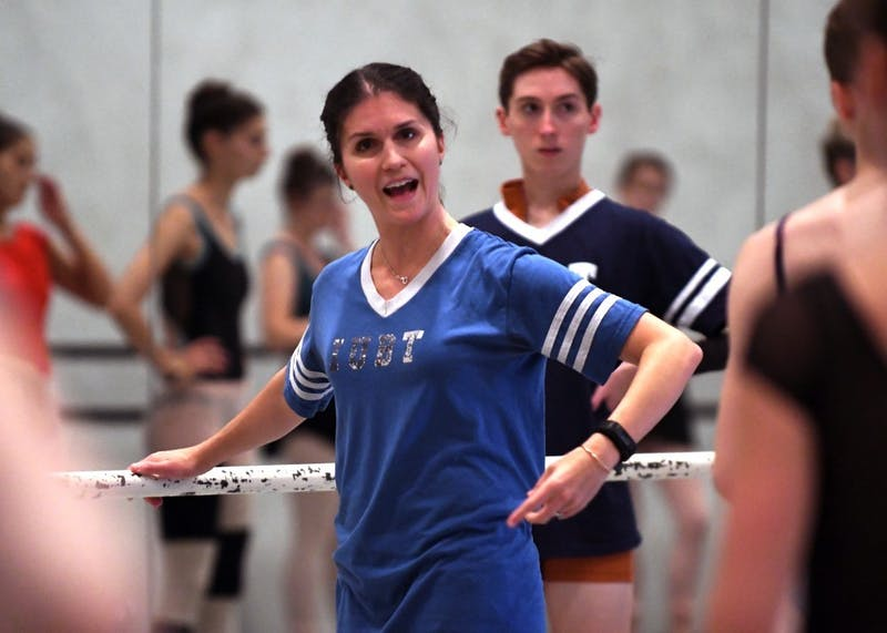 Sarah Wroth, a Jacobs School of Music alumna, joins the faculty as visiting associate professor of music in ballet. Wroth took over this year as an associate chair of the ballet department.