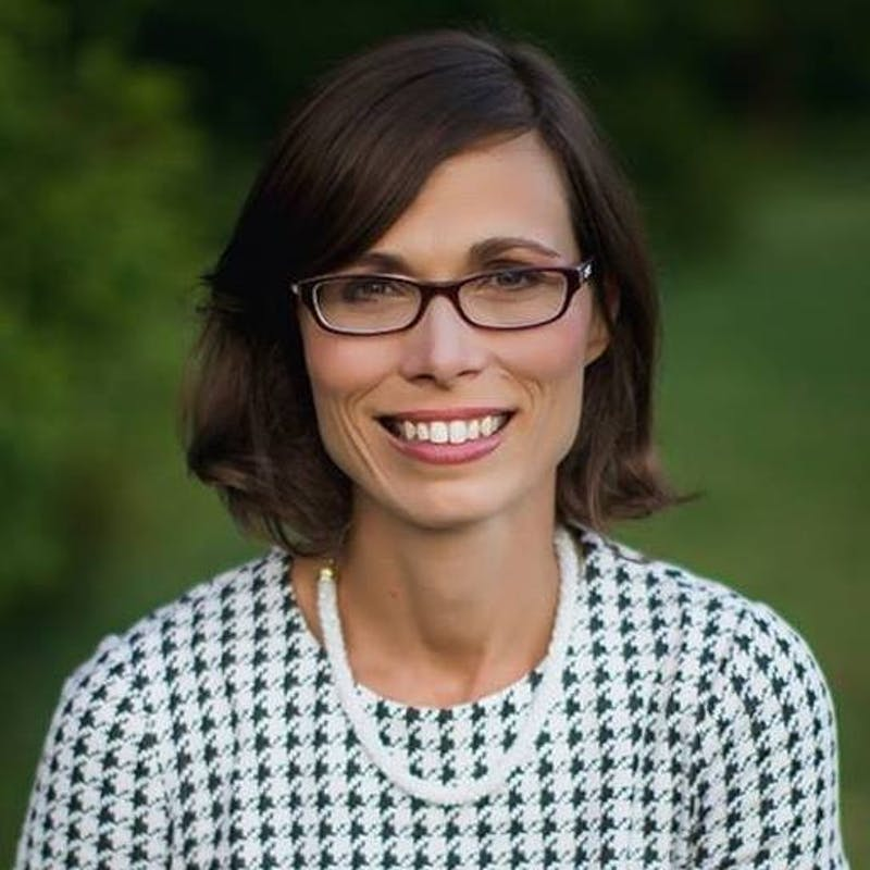 Liz Watson is running for the ninth congressional district in the May 2018 midterm elections. Tod Curtis, Daniel Canon and Tom Pappas will also compete for the Democratic nomination.