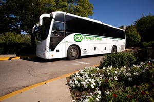 The Campus Commute shuttle between Indianapolis and Bloomington will not be shut down as previously planned.