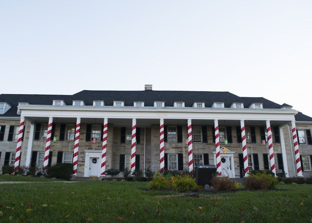 Ifc Votes To Temporarily Suspend Fraternity Social Activities Indiana Daily Student