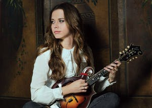 Sierra Hull performed with Alison Krauss at the Grand Ole Opry at just 11 years old. On Nov. 16, she will perform at the Buskirk-Chumley Theater.
