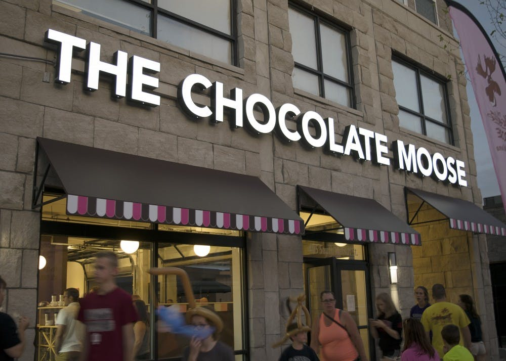 Chocolate Moose aims to keep local feeling at new store