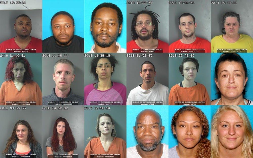 arrests&warrents