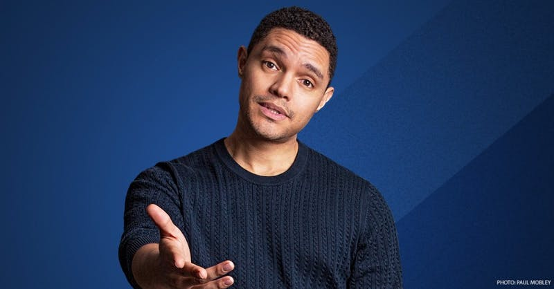 Trevor Noah is a comedian, writer, political commentator, actor and television host. He is best known for being the host of the The Daily Show on Comedy Central since September 2015.