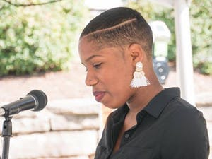 Maurisa Li-A-Ping is this year's featured artist at the Black y Brown Arts Festival. The festival takes place Saturday, May 19, at the Banneker Community Center in Bloomington.