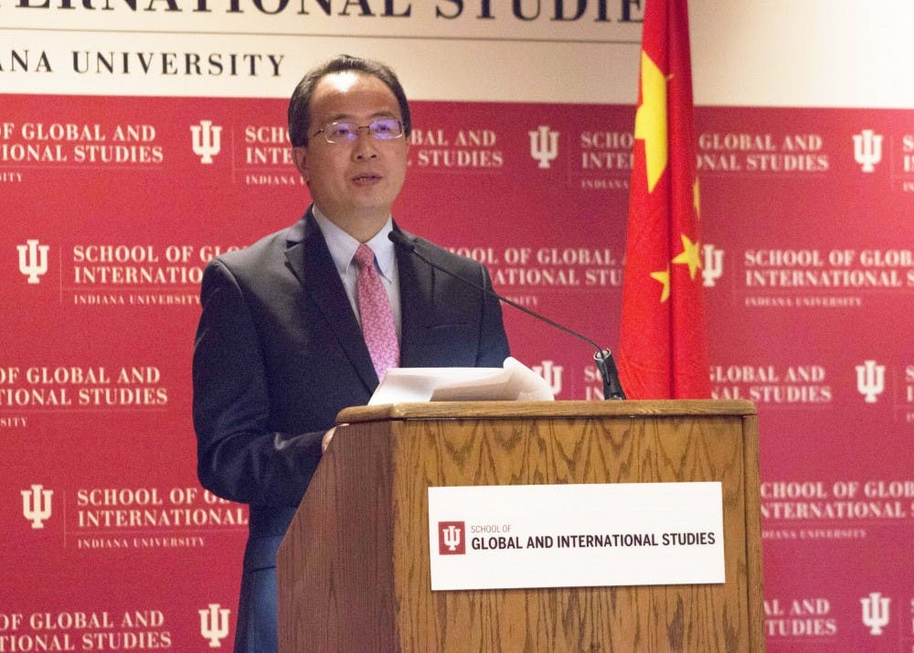 Chinese consul advocates for a strong relationship between for Consul definition