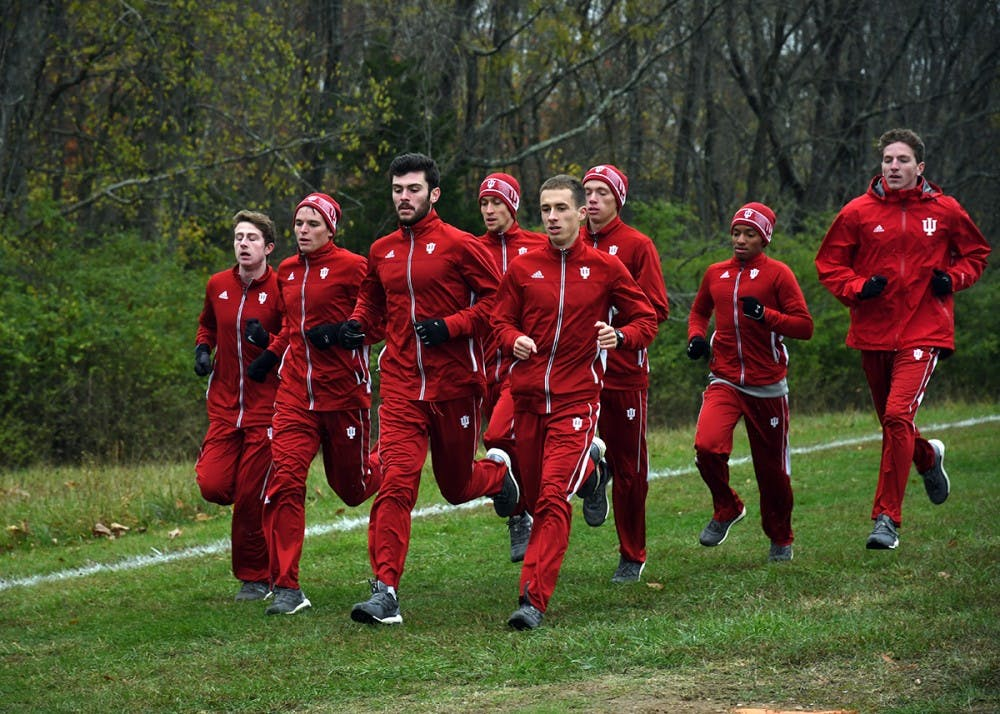 Big 12 Cross Country Teams Head to Regionals