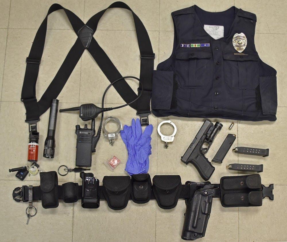 Cop Equipment