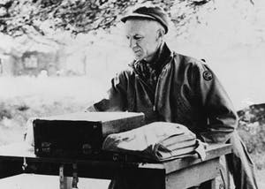 Sens. Todd Young, R-Indiana, and Joe Donnelly, D-Indiana, announced Monday a resolution to designate Aug. 3, 2018, National Ernie Pyle Day. Ernie Pyle was a journalism student at IU and was a war correspondent during World War II.