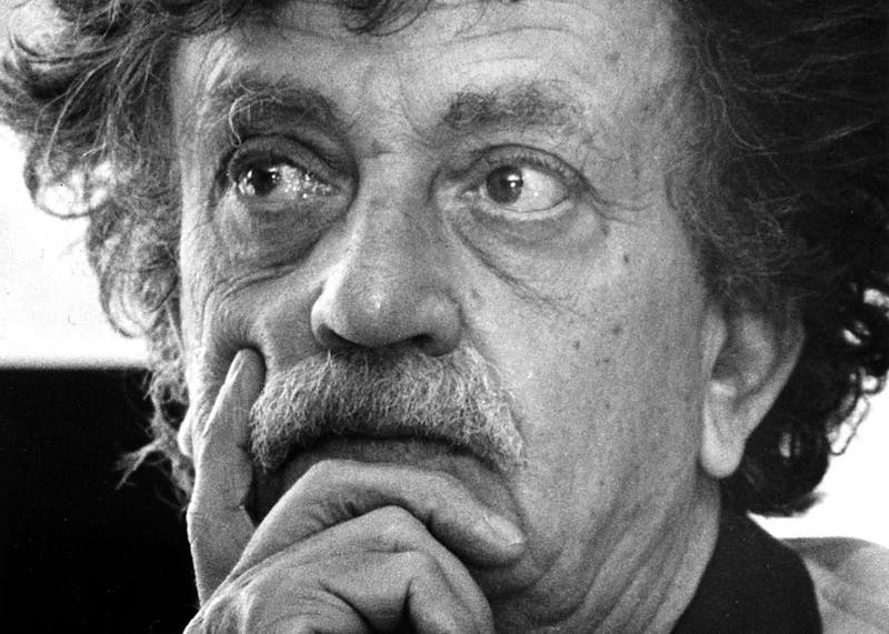 <p>The Arts &amp; Humanities Council presents Granfalloon: A Kurt Vonnegut Convergence on May 10-12 in Bloomington. The festival will feature music, theater and film screenings.</p>