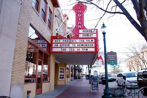 "The Buskirk-Chumley Theater presented a special Valentine's Day screening of ""An Affair to Remember"" on Feb. 14, 2017. The Wild and Scenic Film Festival will take place Sunday."