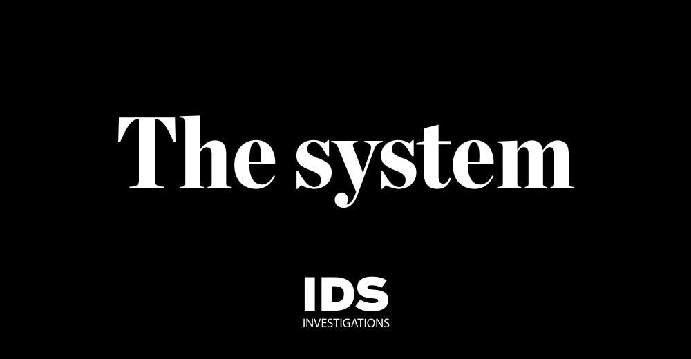 The system: an IDS investigation into sexual assault