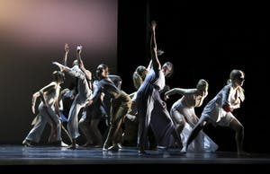The 2018 Winter Dance Concert: Bodies of Light will be performed at the Ruth N. Halls Theatre from Feb. 9 to 11 at 7:30 p.m. and Feb. 10 and 11 at 2 p.m. This year's winter dance concert highlights the role of dance in society with the human condition.