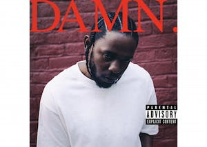 "Kendrick Lamar released his album ""Damn"" in April. ""Damn"" is one of the many standout albums of 2017."