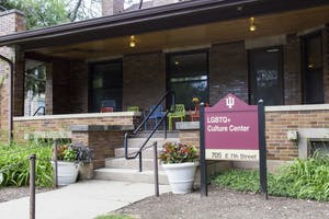 The LGBTQ+ Culture Center is located at 705 E. 7th St. across the street from Dunn Meadow and the Indiana Memorial Union.