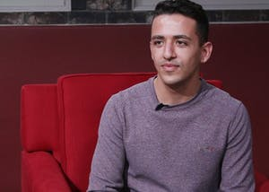 Kevin Mohsenzadehis a junior running on the Unite IU ticket for IU Student Association.Mohsenzadeh previously served as the intern to the president of IUSA during the 2016-2017 year.