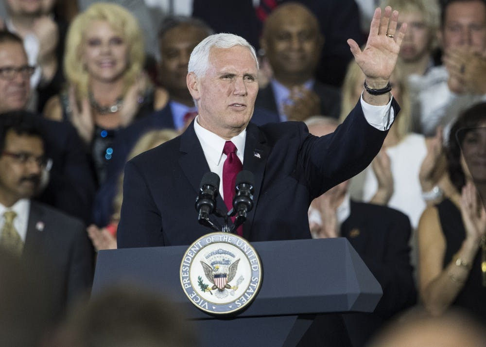 Vice President Pence will be in Huntsville Monday