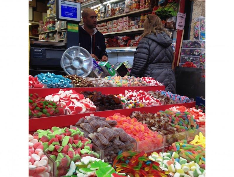 """The """"Shuk"""" Market, Jerusalem"""