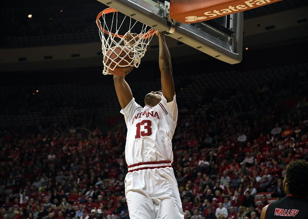 Hoosiers Make Strides In Win Over Arkansas State