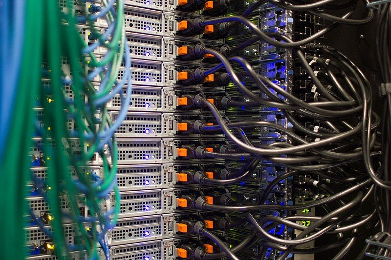 VICTORGRIGAS/CC BY-SA 3.0 The Federal Communications Commission will vote to repeal net neutrality rules on Dec. 7.