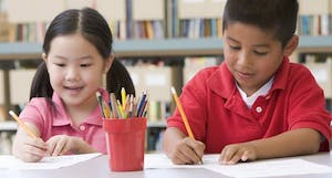 PUBLIC DOMAIN Studies have shown that telling children they are smart results in an increased inclination to cheat.