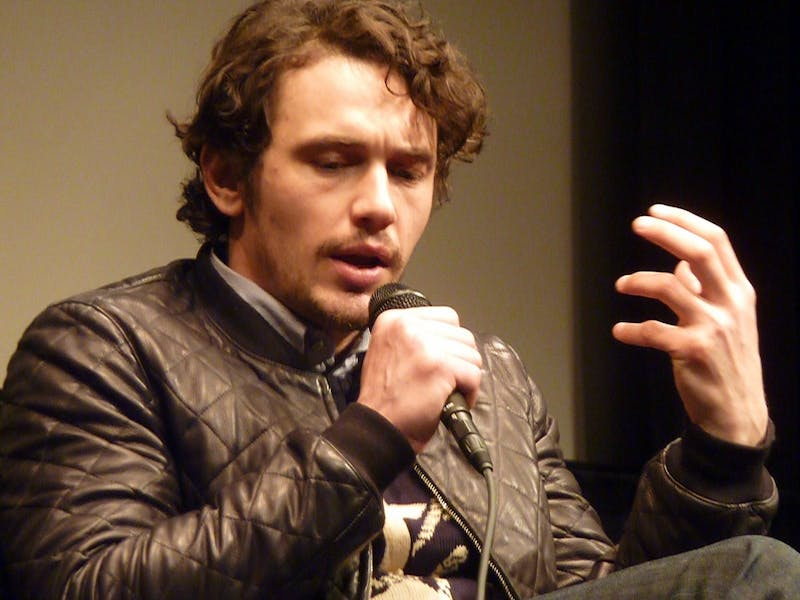 Aphrodite in NYC_CC BY 2.0  Actor James Franco directs and stars in The Disaster Artist.