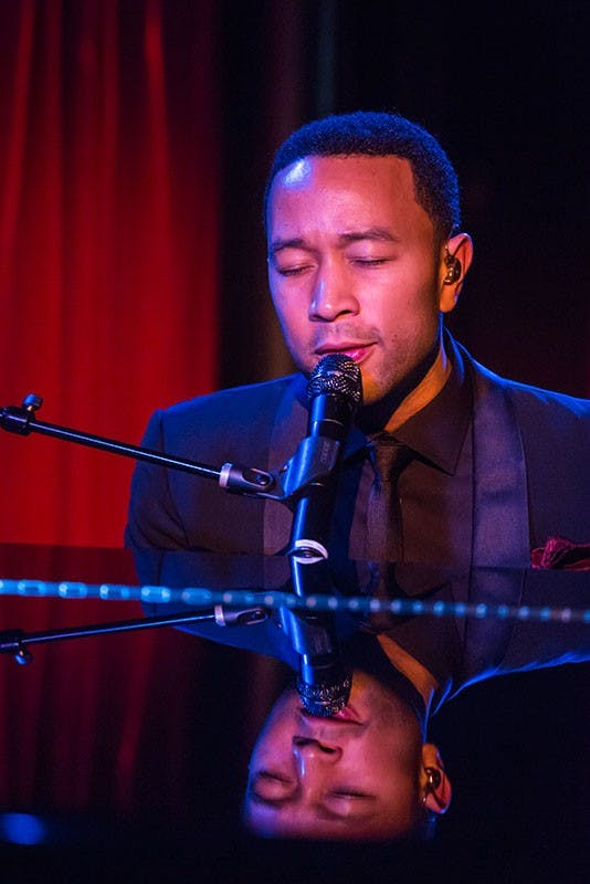 """COURTESY OF SACHYN MITAL/CC BY-SA 3.0 John Legend starred as Jesus in NBC's """"Jesus Christ Superstar Live."""""""