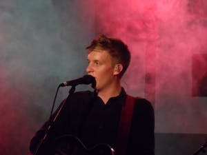 CHRIS/CC BY-SA 2.0 Musician George Ezra is well known in the UK for his debut album Wanted on Voyage.