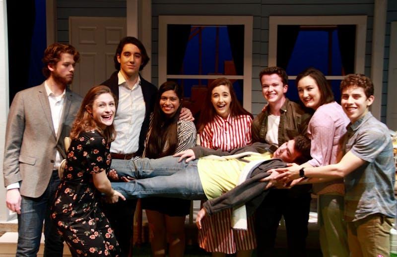 COURTESY OF GIOVANNA MOLINA Witness Theater's Intersession Showcase celebrates the work of students.